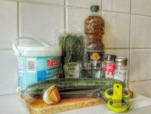 Tarator Ingrediënten