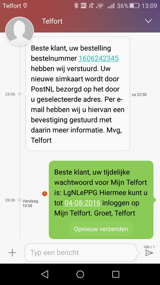 telfortsms
