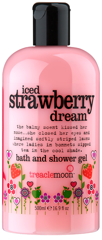 Treaclemoon Strawberry Dream