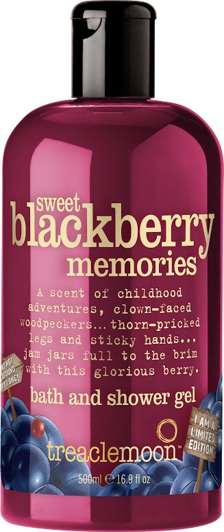 Treaclemoon Sweet Blackberry Memories