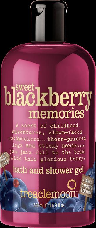 Treaclemoon Sweet Blackberry Memories
